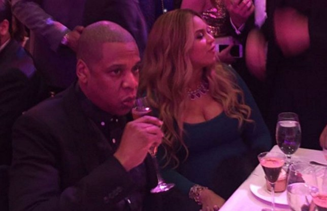 26 February 2017 Beyonce and Jay Z pictured in this celebrity social media photo! BYLINE MUST READ : SUPPLIED BY XPOSUREPHOTOS.COM *XPOSURE PHOTOS DOES NOT CLAIM ANY COPYRIGHT OR LICENSE IN THE ATTACHED MATERIAL. ANY DOWNLOADING FEES CHARGED BY XPOSURE ARE FOR XPOSURE'S SERVICES ONLY, AND DO NOT, NOR ARE THEY INTENDED TO, CONVEY TO THE USER ANY COPYRIGHT OR LICENSE IN THE MATERIAL. BY PUBLISHING THIS MATERIAL , THE USER EXPRESSLY AGREES TO INDEMNIFY AND TO HOLD XPOSURE HARMLESS FROM ANY CLAIMS, DEMANDS, OR CAUSES OF ACTION ARISING OUT OF OR CONNECTED IN ANY WAY WITH USER'S PUBLICATION OF THE MATERIAL* UK CLIENTS MUST CALL PRIOR TO TV OR ONLINE USAGE PLEASE TELEPHONE 0208 344 2007