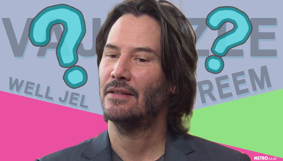 WATCH: John Wick 2 star Keanu Reeves was asked what a 'vajazzle' is on This Morning