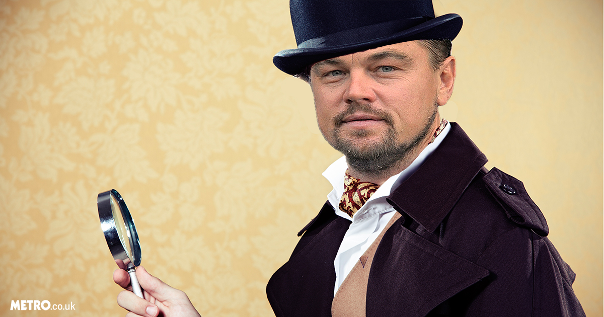Leonardo DiCaprio to play 'Italian Sherlock Holmes' in new crime caper