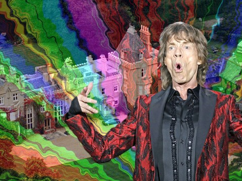 Rolling Stones legend Mick Jagger 'once bought Rod Stewart's mansion while high on LSD'