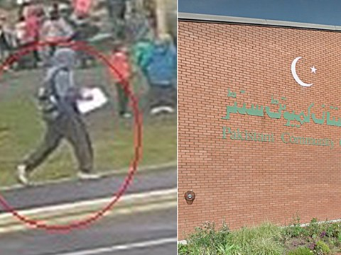 Racist posters taped to a primary school, library and community centre in Manchester