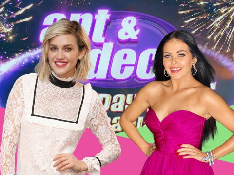 'I hope Scarlett has fun with them': Ashley Roberts discusses being replaced on Saturday Night Takeaway