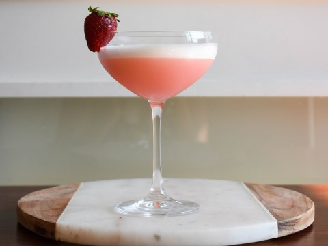 Valentine's Day cocktail recipe: Here's how to make a Pink Lady