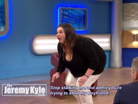 Jeremy Kyle Show guest 'walked like a black slug' and viewers lost it