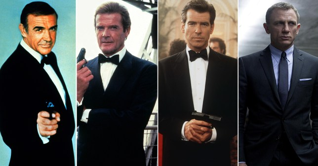 Who Is The Longest Serving James Bond Every 007 Actor And