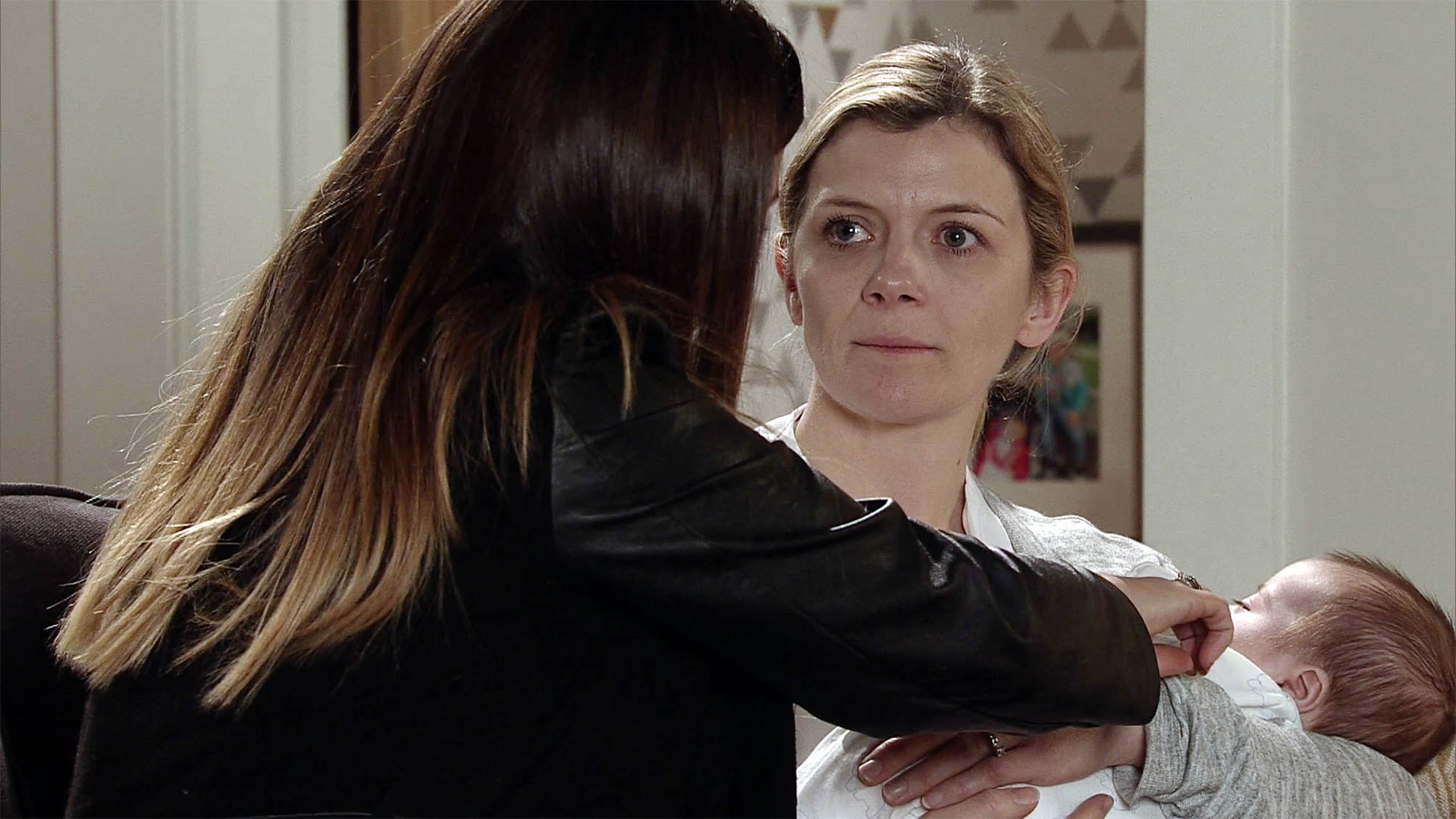 FROM ITV STRICT EMBARGO - Print media - No Use Before Tuesday 14th February 2017 Online Media - No Use Before 0700hrs Tuesday 14th February 2017 Coronation Street - Ep 9107 Wednesday 22nd February 2017 When Michelle Connor in a manner which alters the visual appearance of the person photographed deemed detrimental or inappropriate by ITV plc Picture Desk. This photograph must not be syndicated to any other company, publication or website, or permanently archived, without the express written permission of ITV Plc Picture Desk. Full Terms and conditions are available on the website www.itvpictures.com