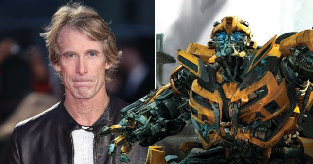 Michael Bay has revealed plans to depart the Transformers film franchise (Picture: Getty/Paramount)
