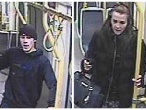 Two men rushed to hospital after violent homophobic attack on tram