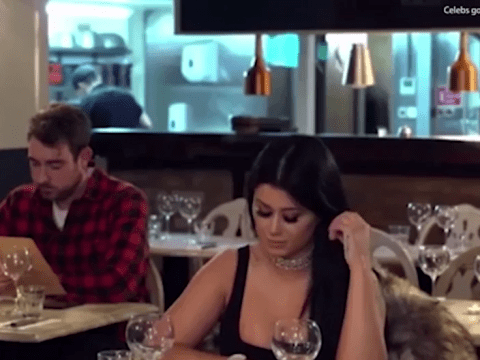Celebs Go Dating's Stephen Bear walks out on date leaving viewers disgusted