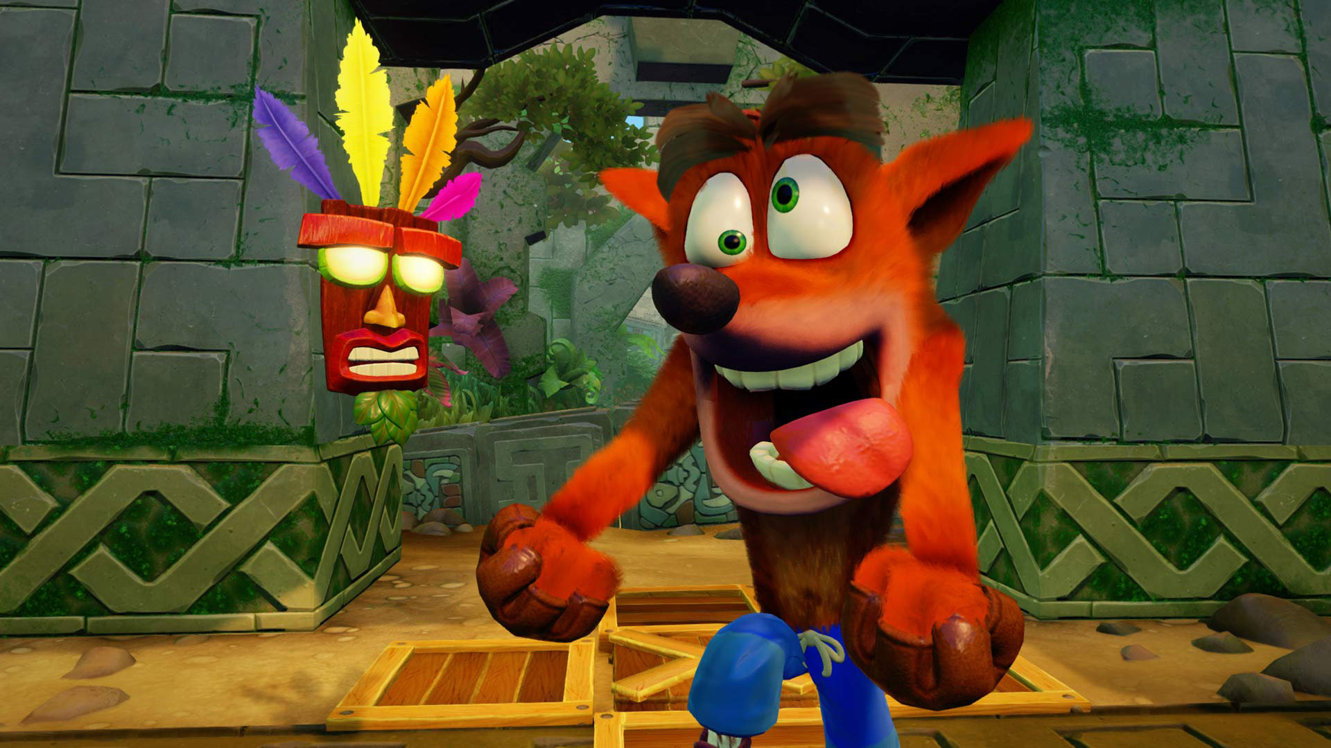 Crash Bandicoot N. Sane Trilogy (PS4) - better than you remember it