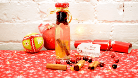 Gin recipe video – here's how to make your own Christmas spirit