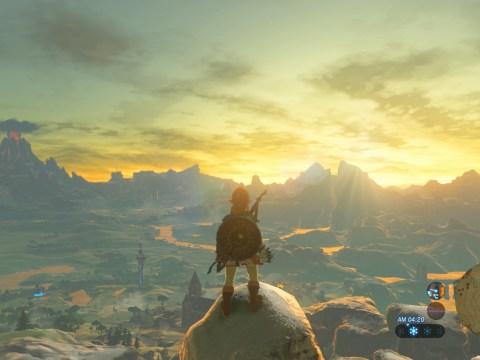 The Legend Of Zelda: Breath Of The Wild hands-on preview – eye-opener