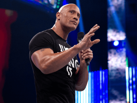 The Rock is making a film about WWE's Paige directed by Stephen Merchant