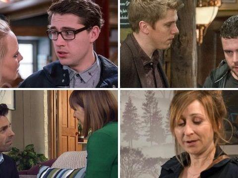 Emmerdale stalker, fire and wedding shock: 10 big spoilers and full episode guide