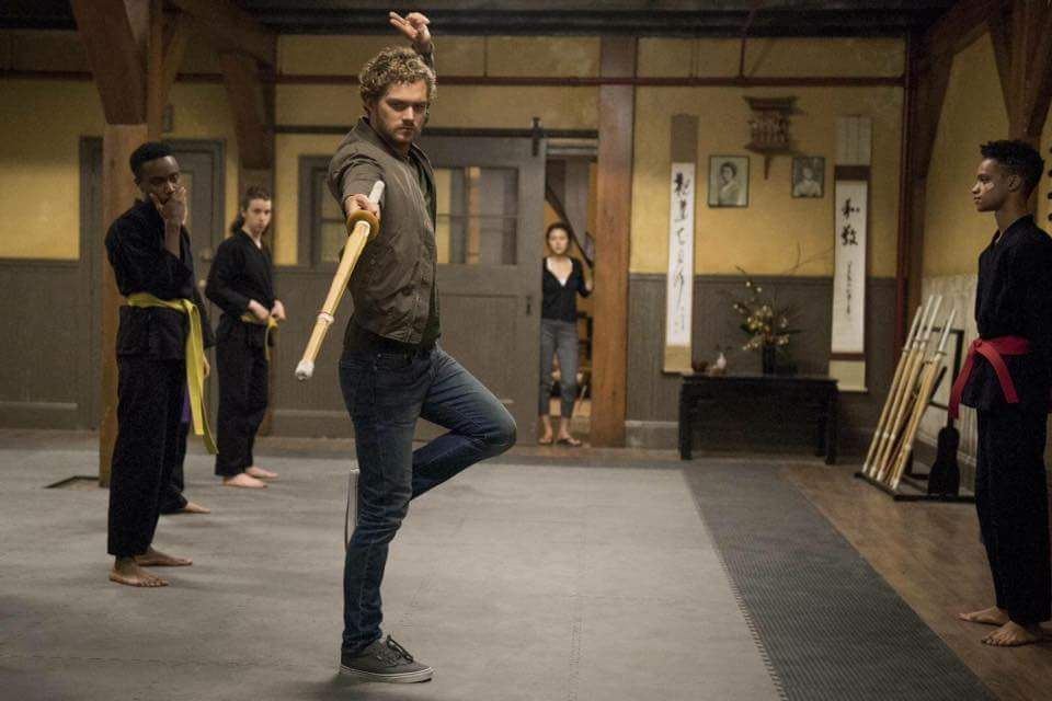 Everything you need to know about Iron Fist, Marvel's latest Netflix Original and the final Defender