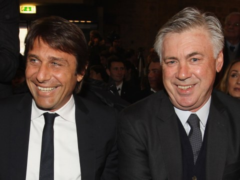 Antonio Conte pays special tribute to Carlo Ancelotti as ex-Chelsea boss nears 1000th game in charge