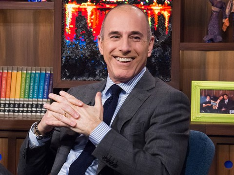Who is Matt Lauer, how long has he worked on the Today Show and why was he fired?