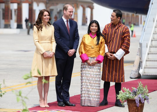 Prince of Bhutan is new favorite royal baby in photos | Metro News