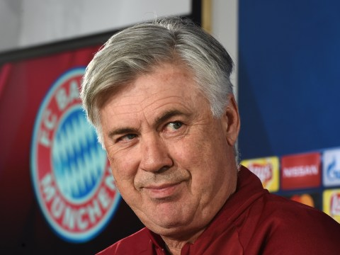 Carlo Ancelotti's wife labels officials a 'disgrace' after Bayern Munich crash out of Champions League