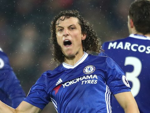 David Luiz 'put a knife to Kluivert's throat' to force through Chelsea move