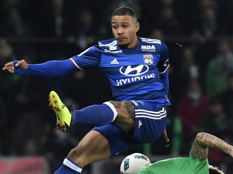 Memphis Depay under fire after woeful performance in Lyon defeat