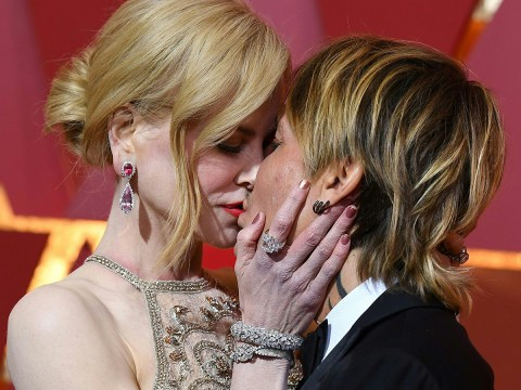 Nicole Kidman 'didn't really know' who Keith Urban was until after their wedding day