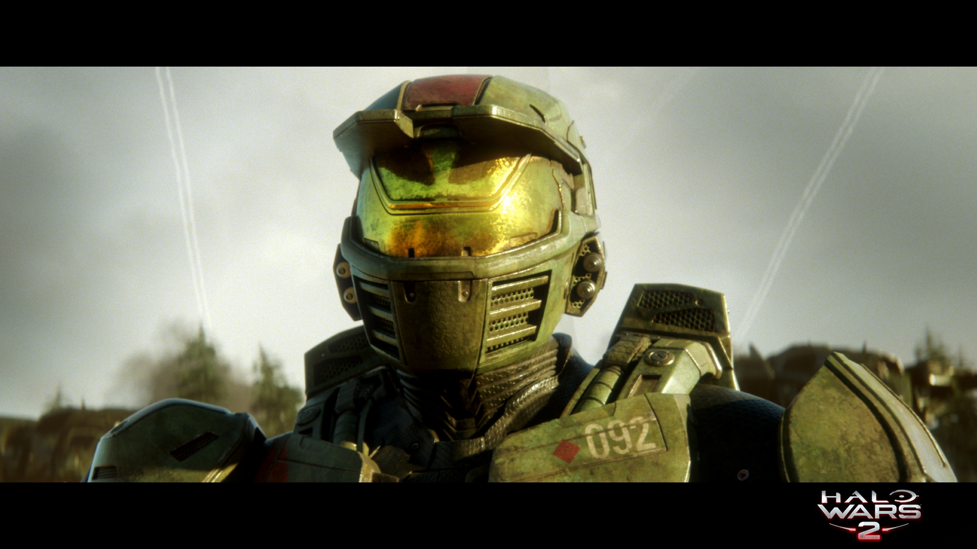 Halo Wars 2 (XO) - you're the chief of this army