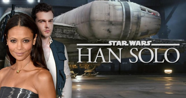 Thandie Newton to star in upcoming Han Solo movie (Picture: Getty/Lucas film)