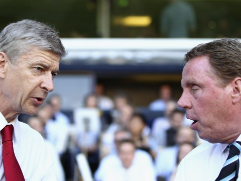 Arsenal legend Paul Merson claims Harry Redknapp was a better tactician than Arsene Wenger