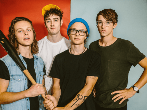 Artist of the day 08/02: Hippo Campus