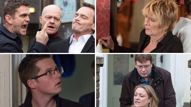 EastEnders showdown, anger and poison drama: 10 big spoilers and full episode guide