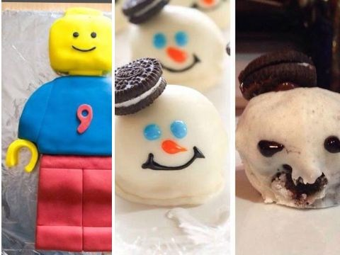 These #nailedit photos will make you feel great about your baking