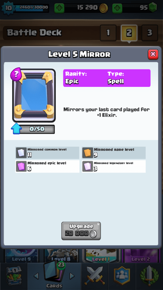 10 reasons why Mirror is the greatest card in Clash Royale