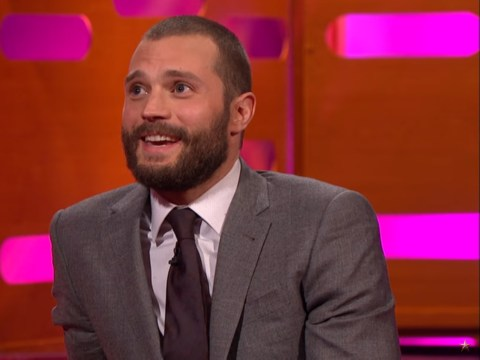 So, Jamie Dornan does the RyanAir fanfare during Fifty Shades Darker sex scenes