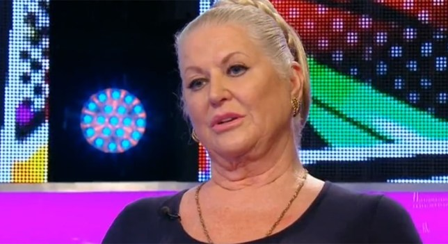 Evicted CBB star Kim Woodburn has slammed her 'cowardly' housemates (Picture: Channel 5)