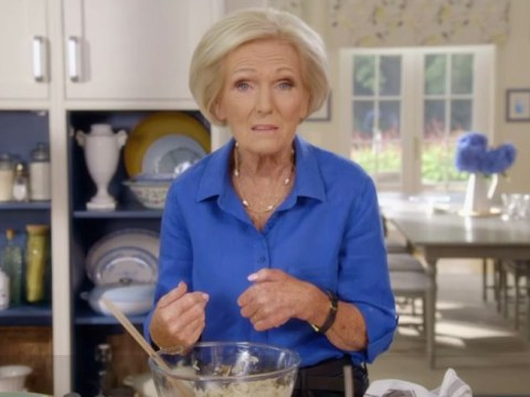 Bottoms up! Mary Berry stuns fans with MASSIVE shot glasses on new series