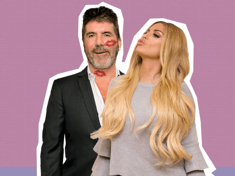 Katie Price admits to spending the night with Simon Cowell saying it was 'her first time with a proper man'