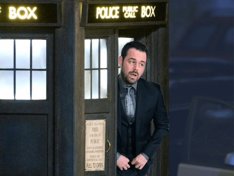 Danny Dyer throws his hat into the ring as next Doctor Who star: 'I'd keep my cockney accent'