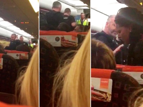 Passengers cheer as two women kicked off easyJet plane for 'shouting Allahu Akbar'