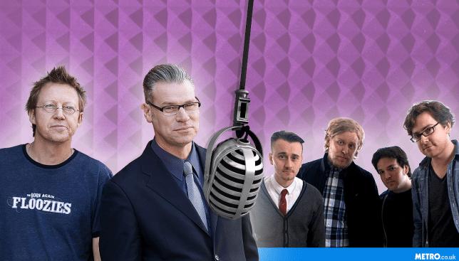 podcast presenters