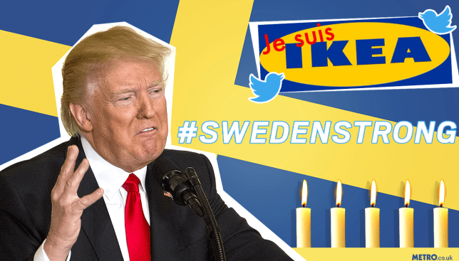 Sweden tweets and memes Picture: getty Images - Credit: MylesGoode