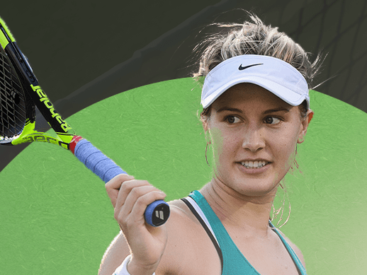 Player In Focus: A closer look at Eugenie Bouchard