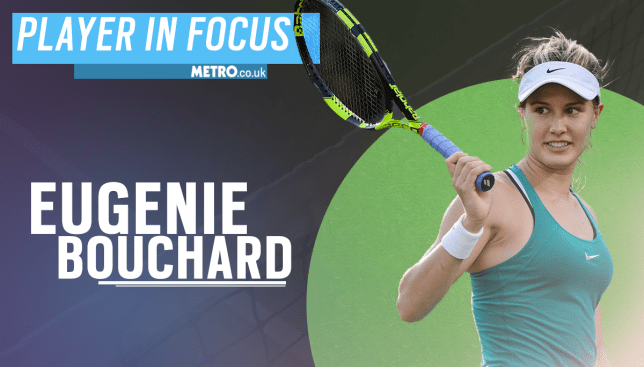 Player in Focus: Eugenie Bouchard Picture: Getty images - Credit: MylesGoode
