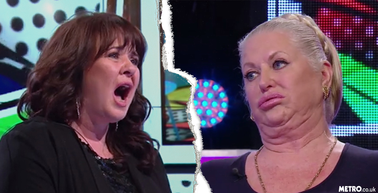 Kim Woodburn brands Celebrity Big Brother winner Coleen Nolan a 'boring fag ash Lil'