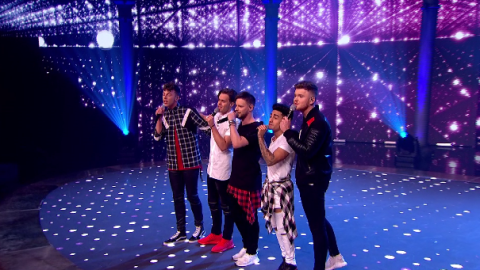 Let It Shine says goodbye to five contestants as first weekend of live shows reaches thrilling climax