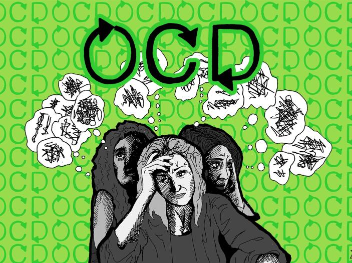 What if I've murdered someone and buried them in the back garden? We talk intrusive thoughts and OCD on Mentally Yours