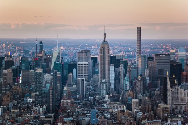 One World Observatory, New York (Picture: NYC & Company)