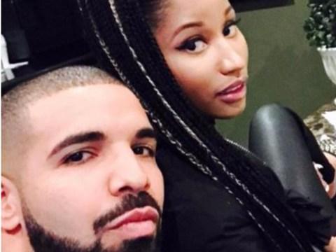 Nicki Minaj and Drake are mates again after she dumped his nemesis Meek Mill