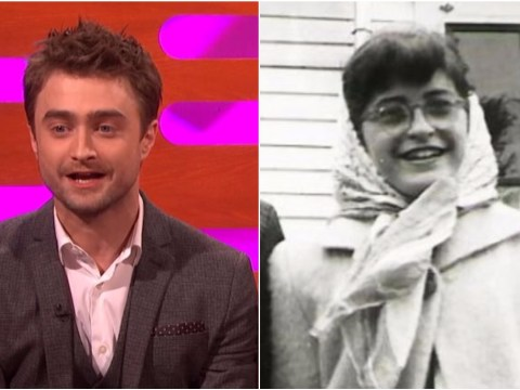 Graham Norton shows Daniel Radcliffe more of his dead lookalikes from history — and they're all women