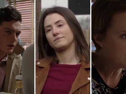 EastEnders spoilers: Passion ahead for Bex Fowler and Michelle's illegal boyfriend Preston?